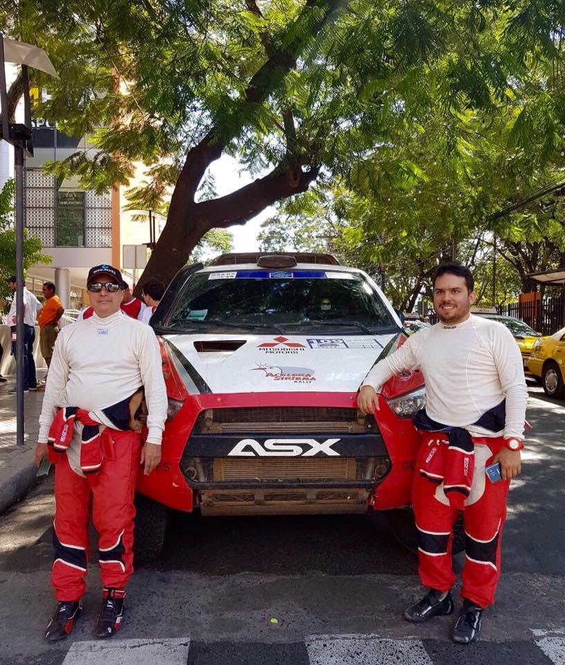 Equipe Acelera Siriema já está em Goiânia para a 15ª participação no Rally dos Sertões