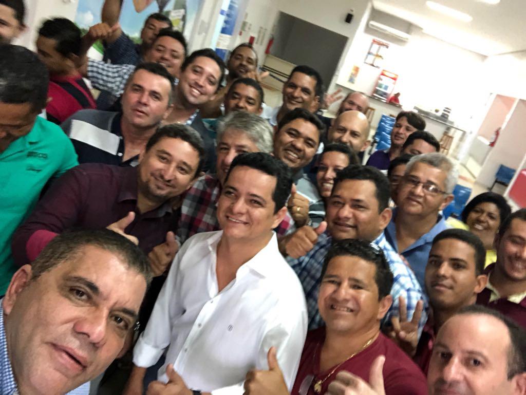 """Jorge Frederico reúne lideranças em Araguaína e manifesta apoio a Amastha: """"Tocantins precisa de um gestor, e ele é o melhor"""""""