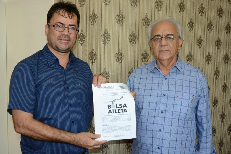 Edital do Bolsa Atleta é lançado em Paraíso do Tocantins