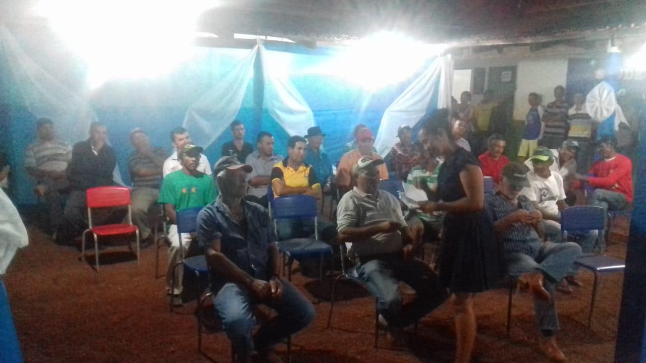 Pais do Assentamento Piracema participam de homenagem promovida pela Prefeitura de Marianópolis (TO)