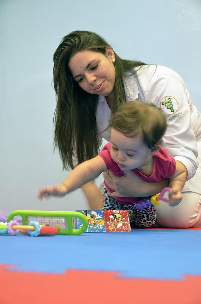UNIVERITAS/UNG oferece tratamento neurológico infantil