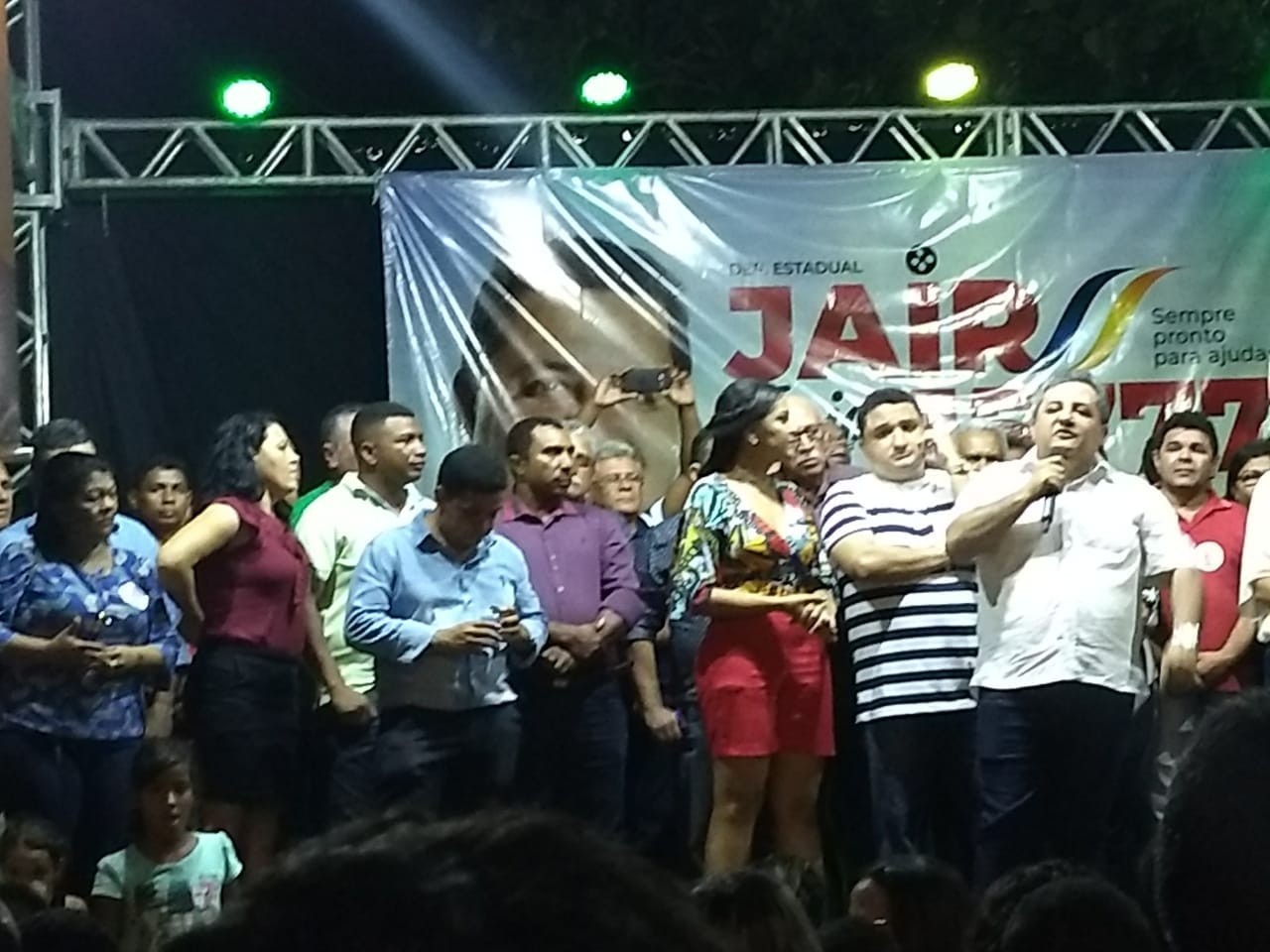 Gestor inovador, Amastha é o único com coragem de mudar o Estado, afirma Jair Farias ao lançar candidatura a deputado