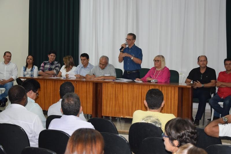 MDB Paraíso realiza reunião, compõe chapa de renovação do Diretório e apresenta candidatos a deputado estadual