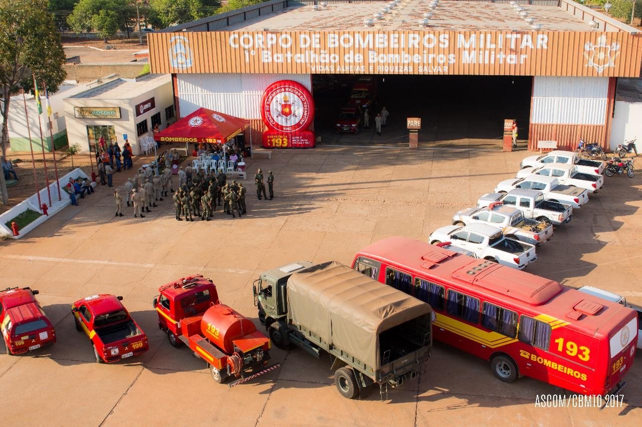 Bombeiros Militar do Tocantins emite nota sobre veiculação de enquete em redes sociais
