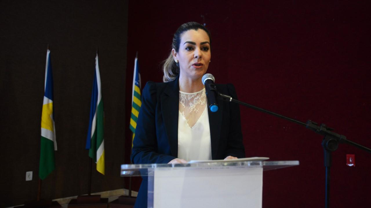 Cinthia Ribeiro participa do III Encontro Norte e Nordeste de Guardas Municipais nesta sexta-feira, 17; evento segue até domingo, 19