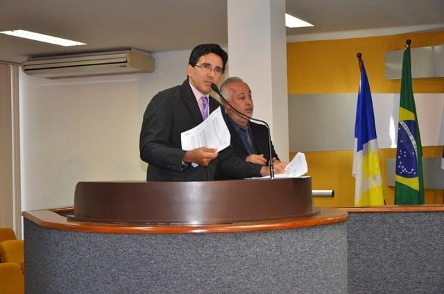 Júnior Geo cobra homologação do concurso da Câmara Municipal de Palmas