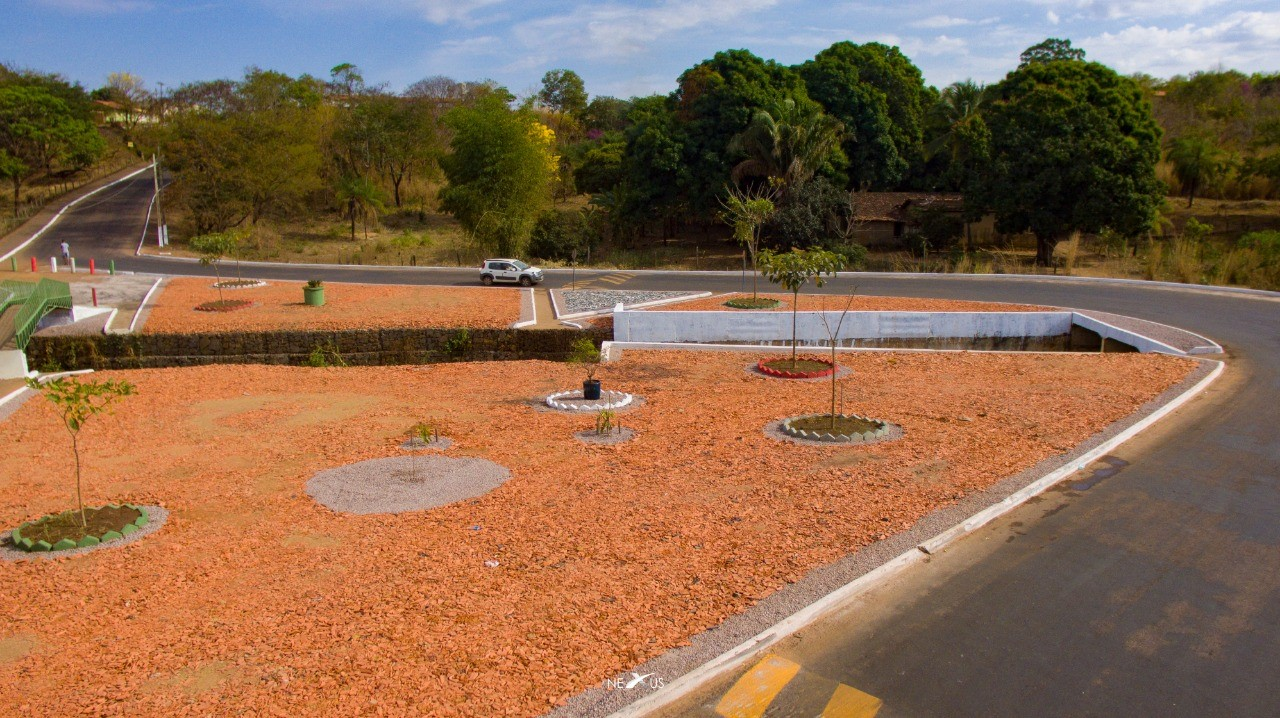 Prefeitura de Paraíso finaliza Projeto de Paisagismo entre os Setores Oeste e Jardim Paulista