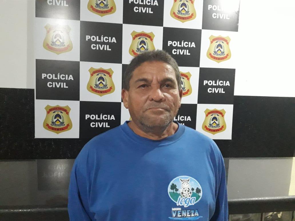 Polícia Civil prende homem suspeito de praticar estupro de vulnerável no extremo norte do TO