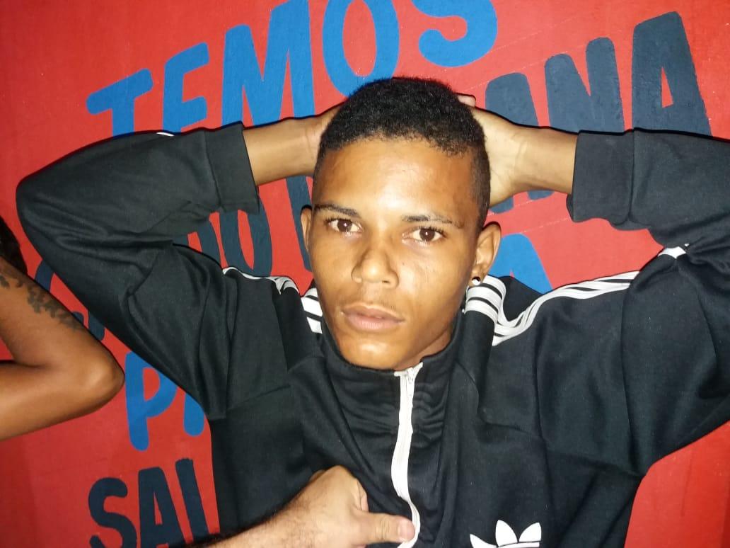 Polícia Civil prende suspeito de ser autor de inúmeros roubos e furtos na região de Pedro Afonso