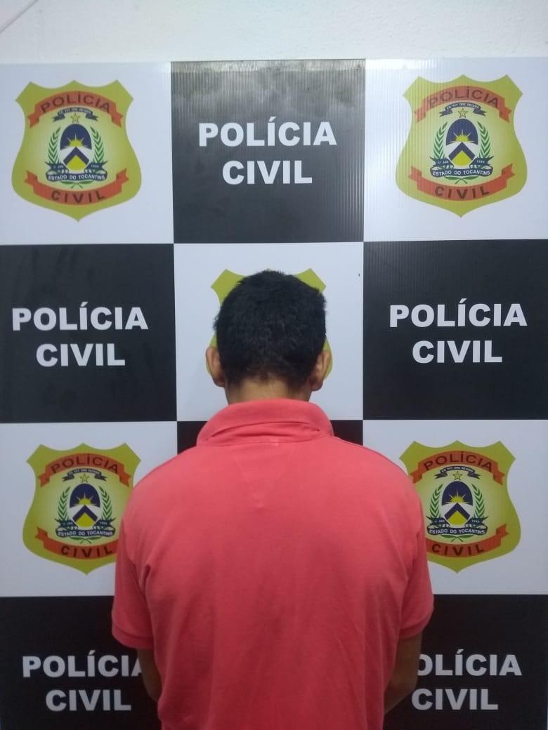 Polícia Civil apreende menor suspeito de ato infracional de furto em Paraíso