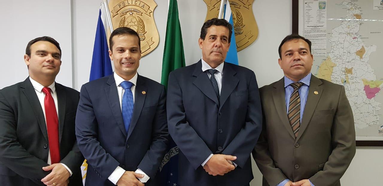 Nova cúpula da SSP conta com delegados na secretaria, subsecretaria e delegacia-geral