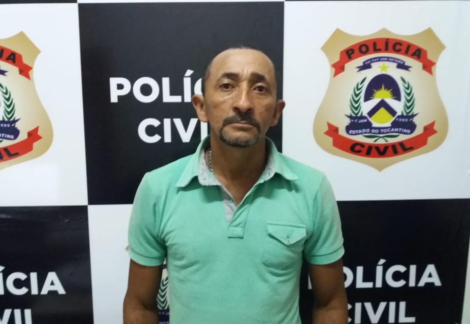 Suspeito de atropelar duas pessoas e fugir é preso em Pedro Afonso