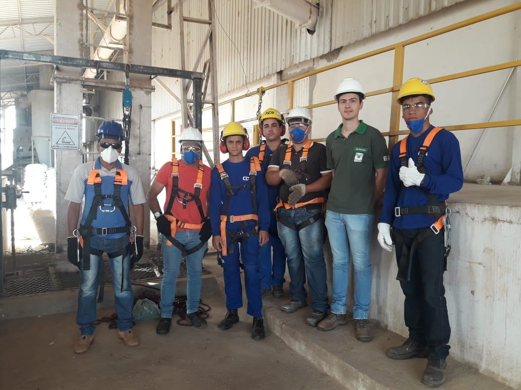 SENAR qualifica profissionais para atuar na área de Segurança do Trabalho em Lagoa da Confusão