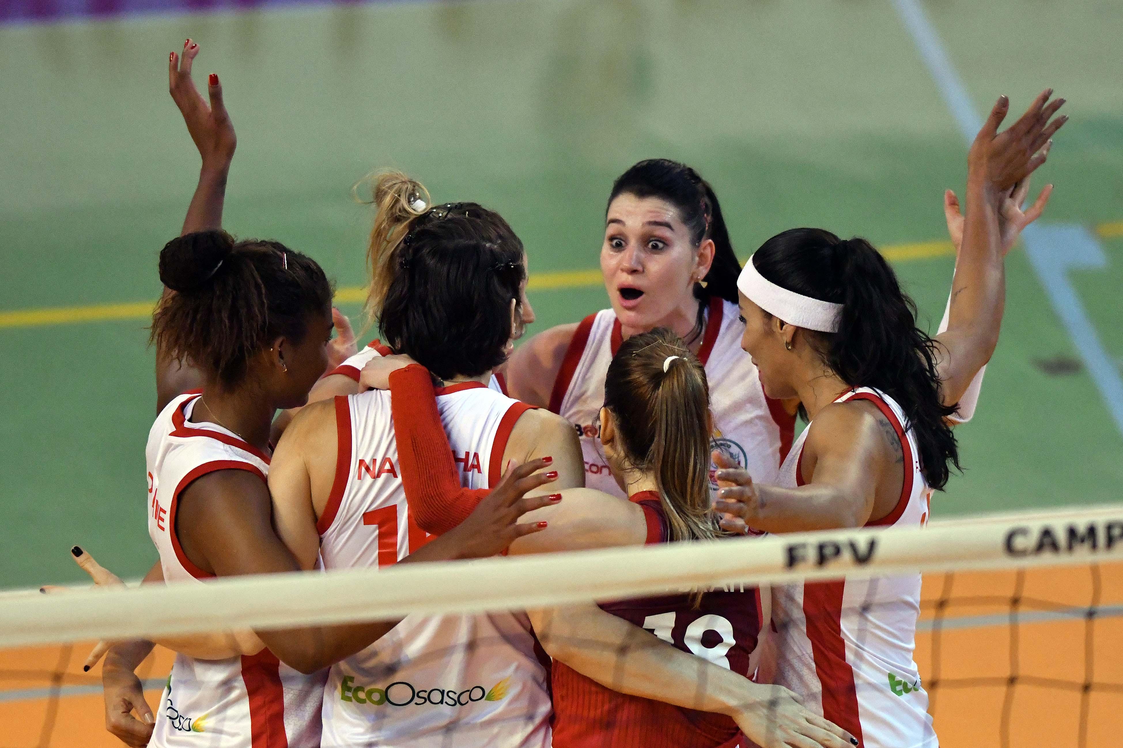 Com 20 pontos de Lorenne, Vôlei Osasco-Audax conquista segunda vitória consecutiva no Paulista