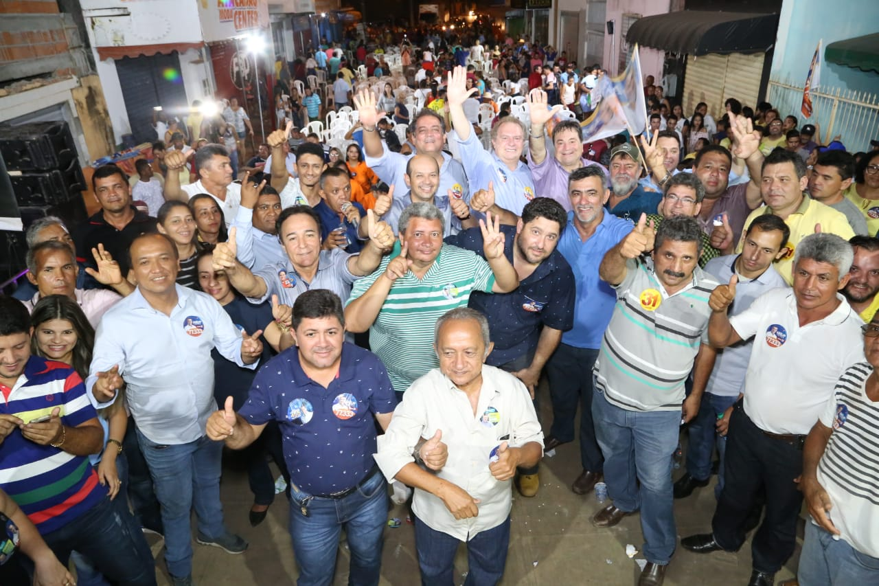 Carlesse retorna ao Bico do Papagaio com grande movimentação em cinco municípios