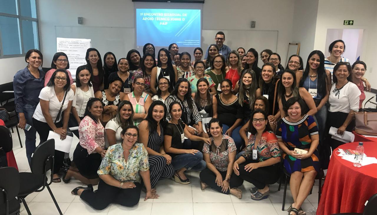 Equipe da Assistência Social de Monte Santo (TO) participa de encontro regionalizado do PAIF