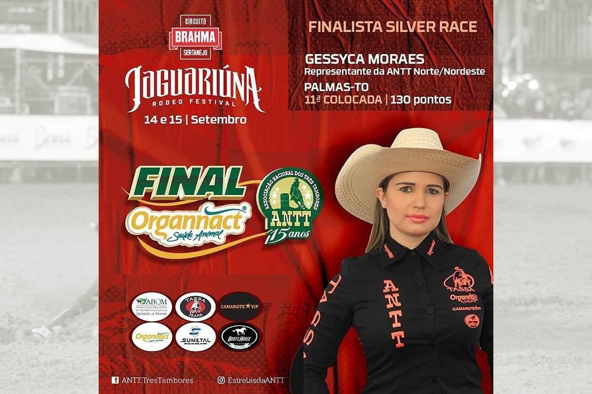 Amazona de Paraíso (TO) está na final do 15º Campeonato Nacional dos Três Tambores