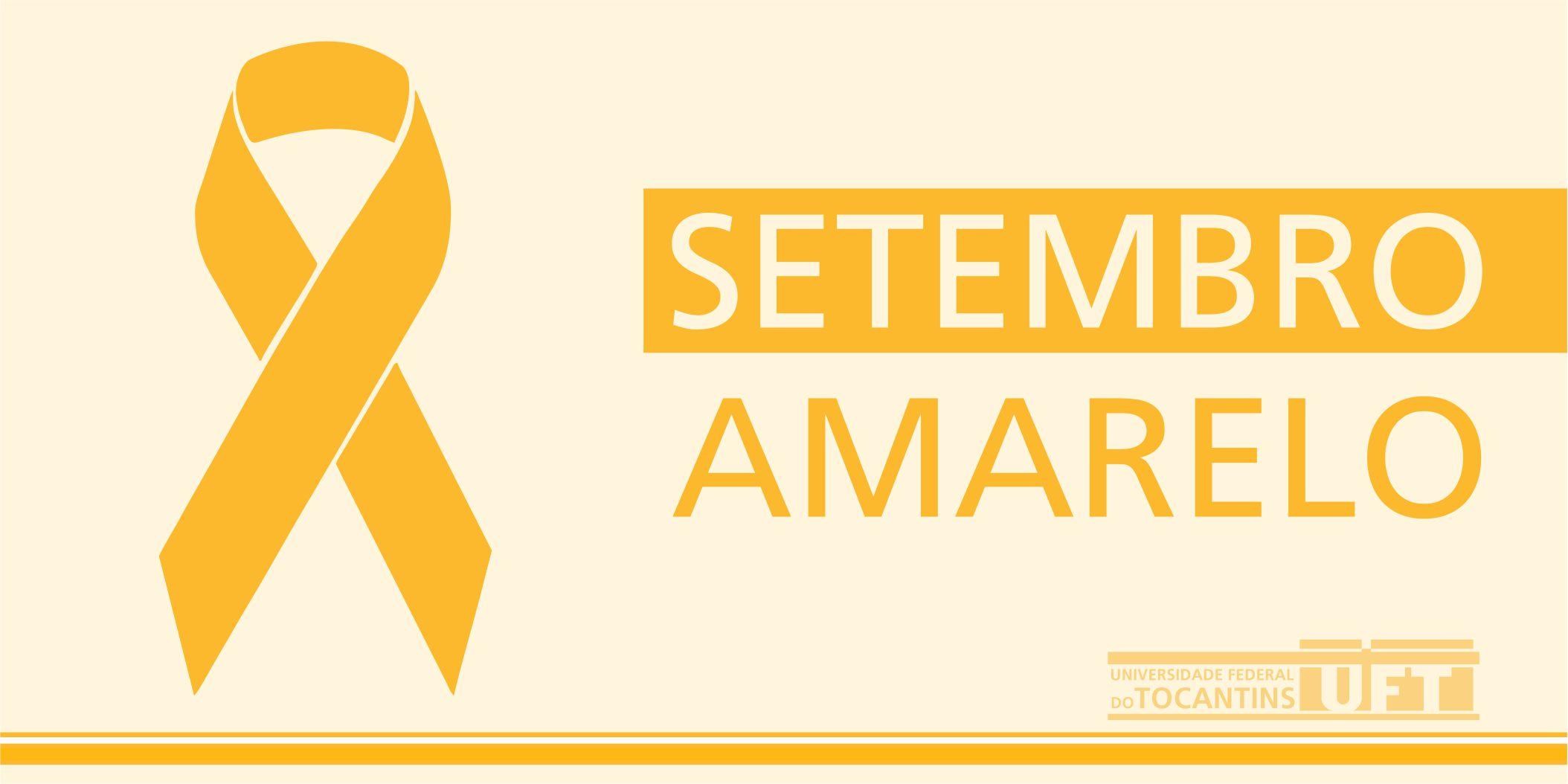 UFT endossa campanha do Setembro Amarelo em todos os câmpus