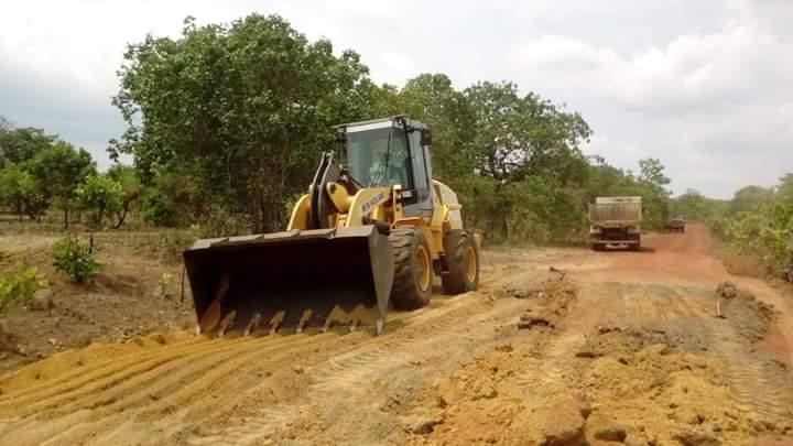 Projetos de assentamento de Araguacema (TO) recebem serviços da Prefeitura Municipal