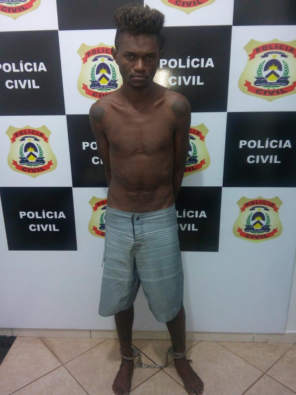 Polícia Civil prende em Guaraí homem que estava foragido do sistema semiaberto