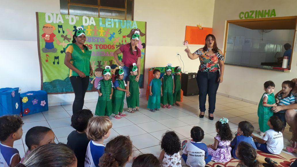 Creche de Araguaína vence etapa estadual do 11º Prêmio Professores do Brasil