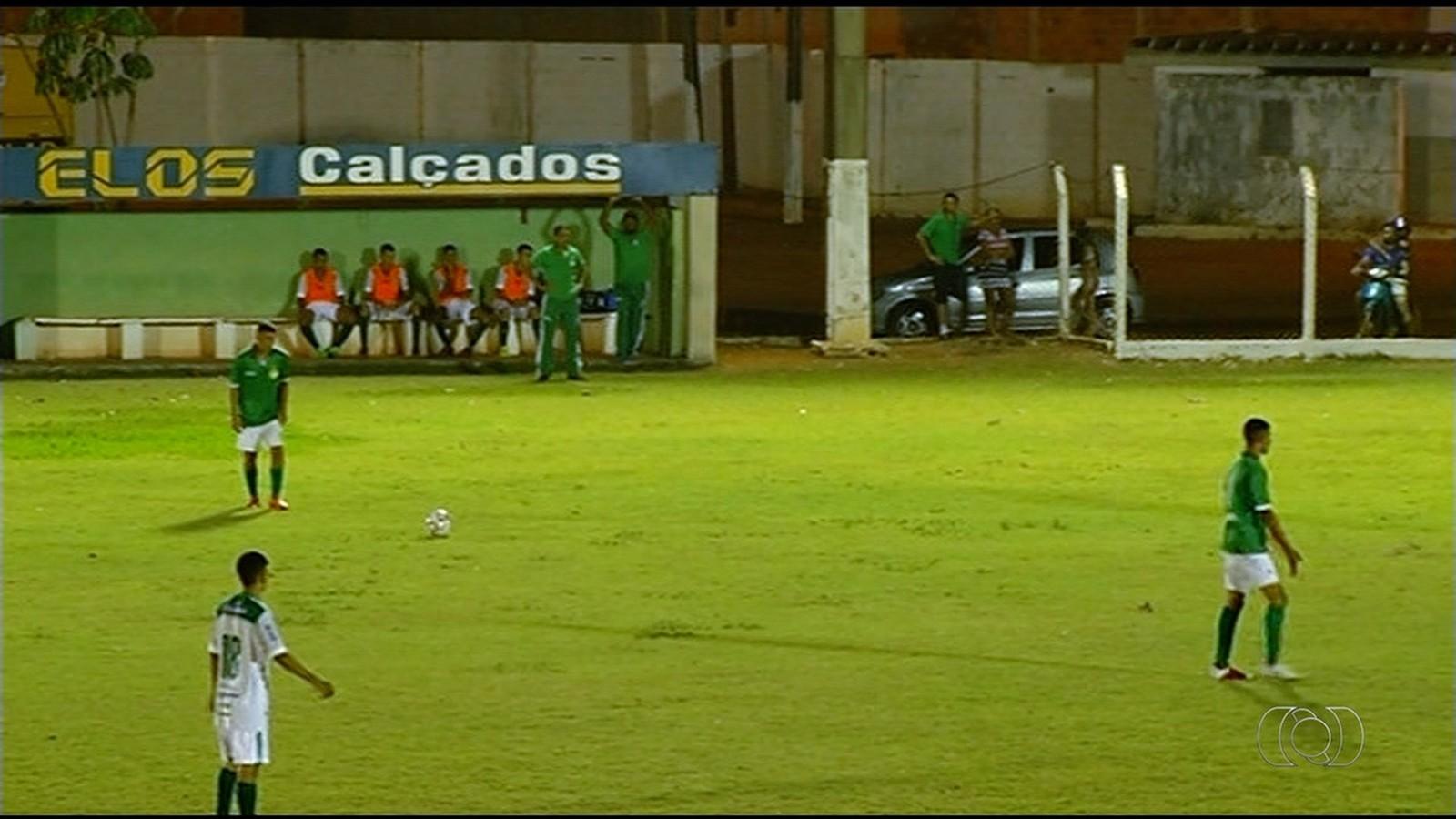 Gurupi bate o Alvorada e garante vaga na fase mata-mata do Tocantinense Sub-19