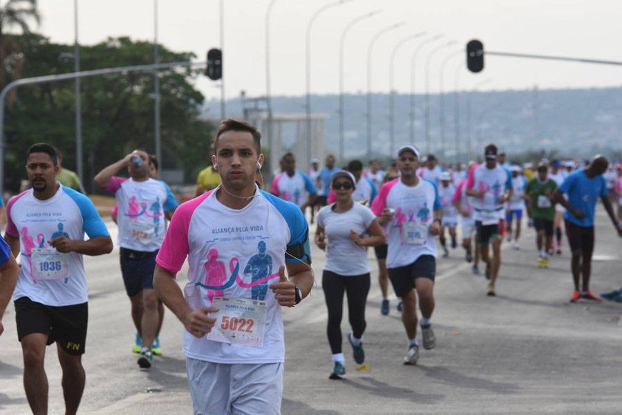 Corrida Contra o Câncer em Brasília: 2º lote de inscrições já está acabando