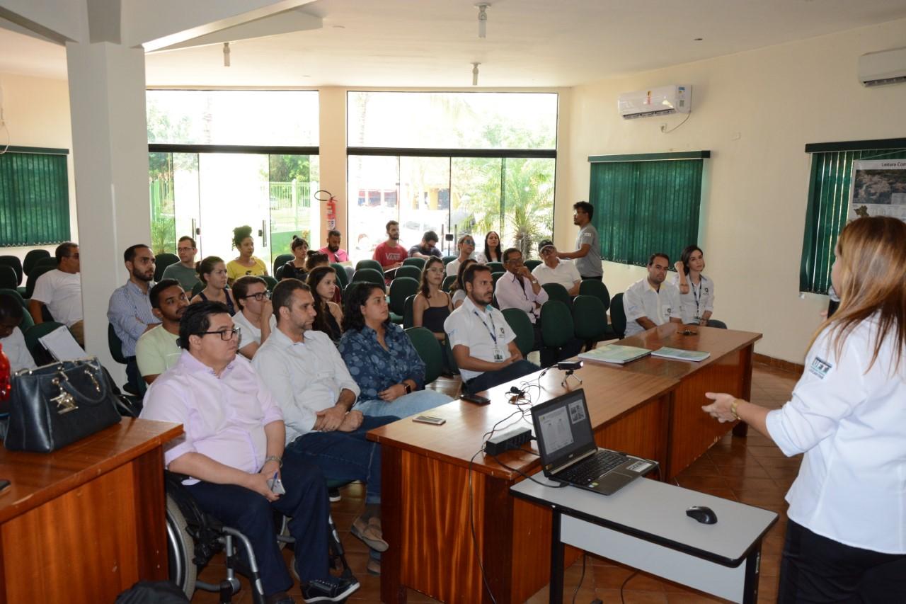 Leitura técnica e comunitária do diagnóstico urbano e rural é feita em Paraíso com a presença da comunidade