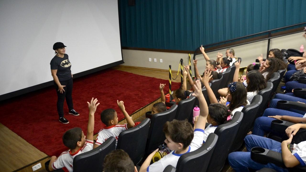 Público poderá escolher melhor filme do III Festival de Cinema Estudantil Você na Tela