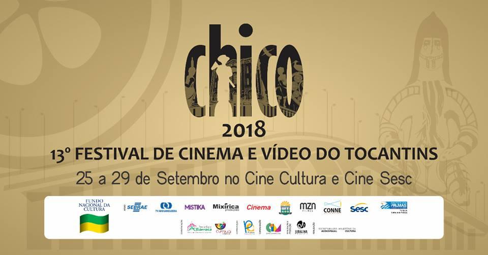 Festival de Cinema e Vídeo do Tocantins Chico será iniciado nesta terça-feira, 25, no Cine Cultura