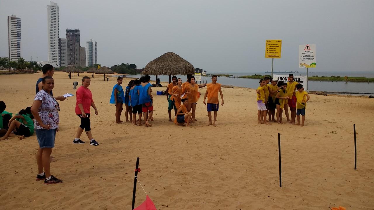 Equipe azul e amarela vencem a 3º Edição do IronMath da ETI Monsenhor Pedro Pereira Piagem