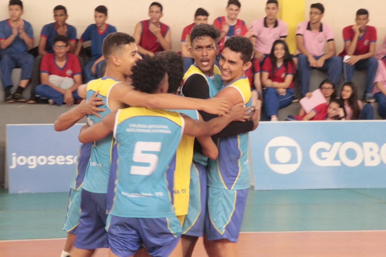 Equipes do TO estreiam com vitórias na etapa regional de Manaus dos Jogos Escolares da Juventude