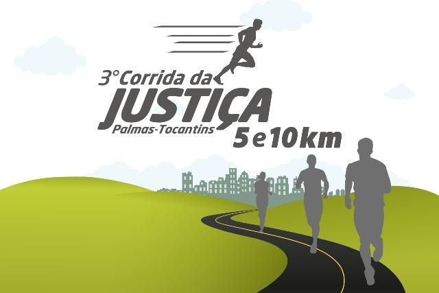 Abertas inscrições para a 3ª Corrida da Justiça