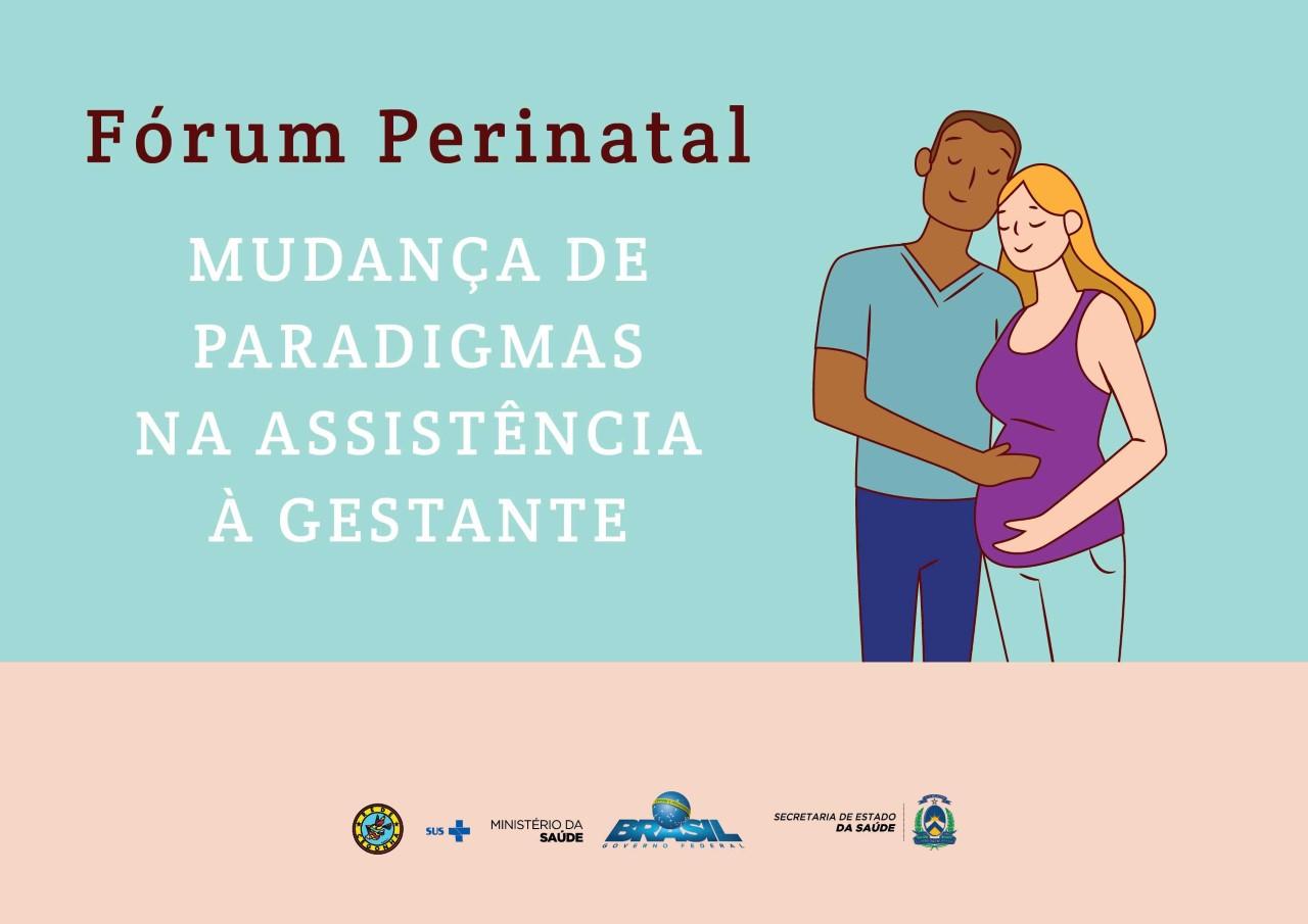 Fórum Perinatal que discutirá assistência à gestante acontece nesta quinta, 27