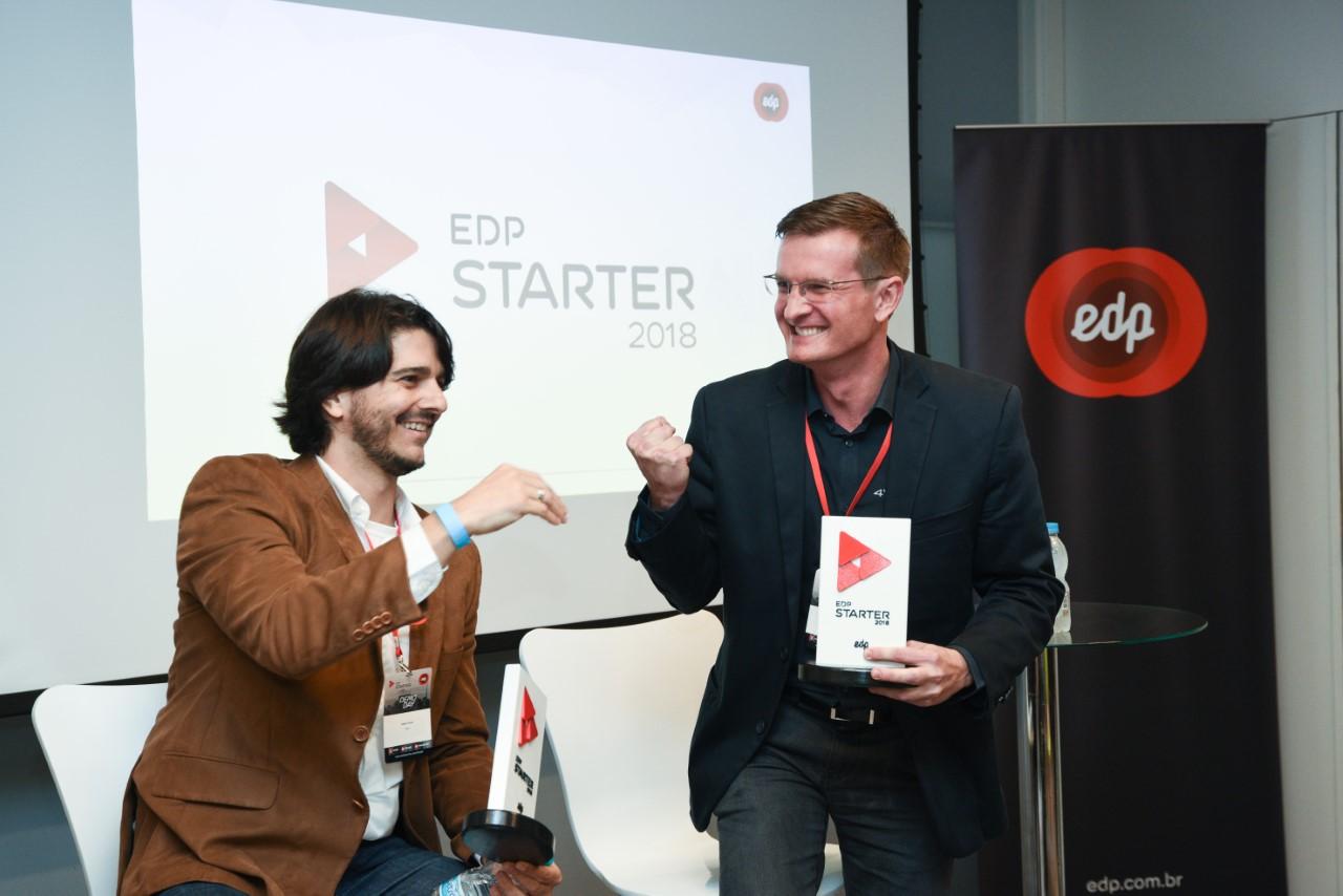 4vants é a startup vencedora do EDP Starter Brasil 2018