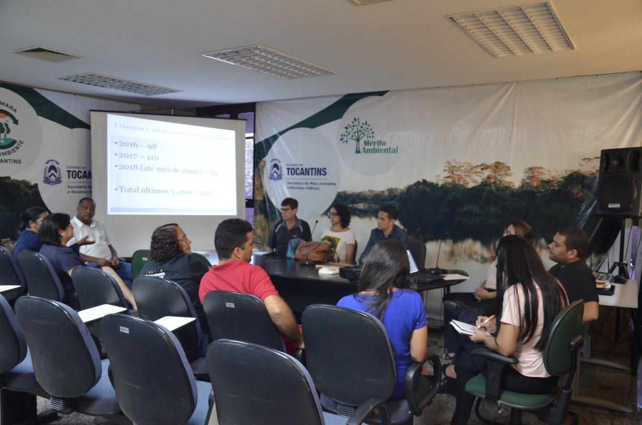 Rede de proteção da criança e do adolescente alinha ações preventivas para ExpoPalmas