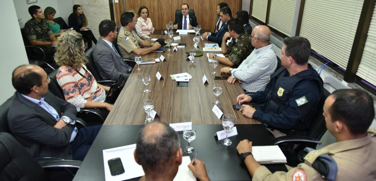 Eleições 2018: presidente do TRE-TO instala Comitê de Segurança Institucional
