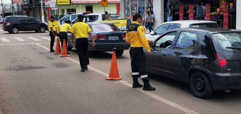 Araguaína: motorista é condenado por desacato e dano ao patrimônio público