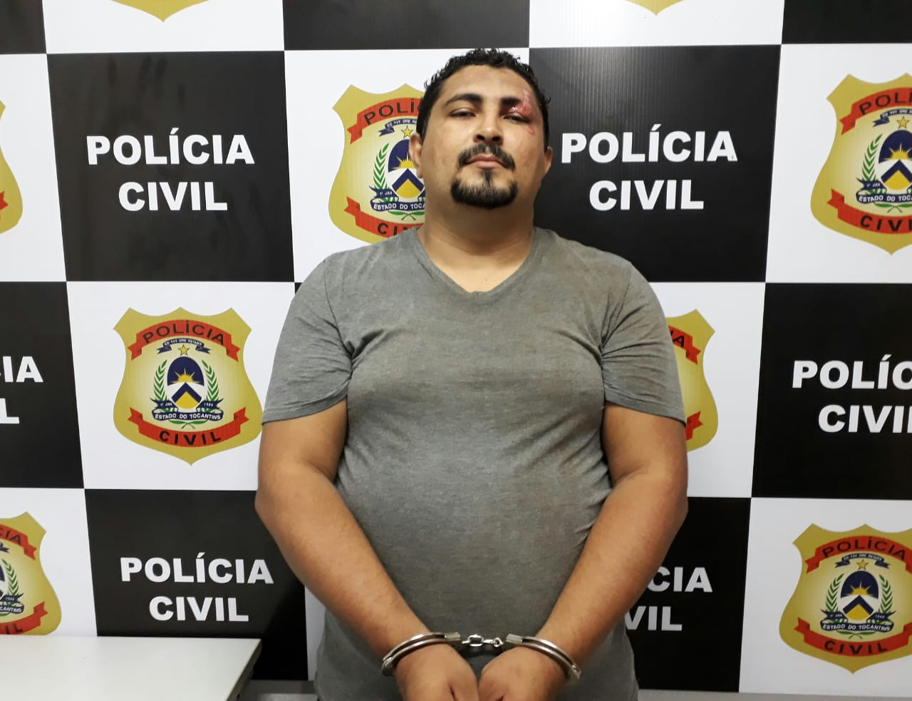 Polícia Civil do Tocantins e Polícia Rodoviária Federal prendem traficante em flagrante em Paraíso TO