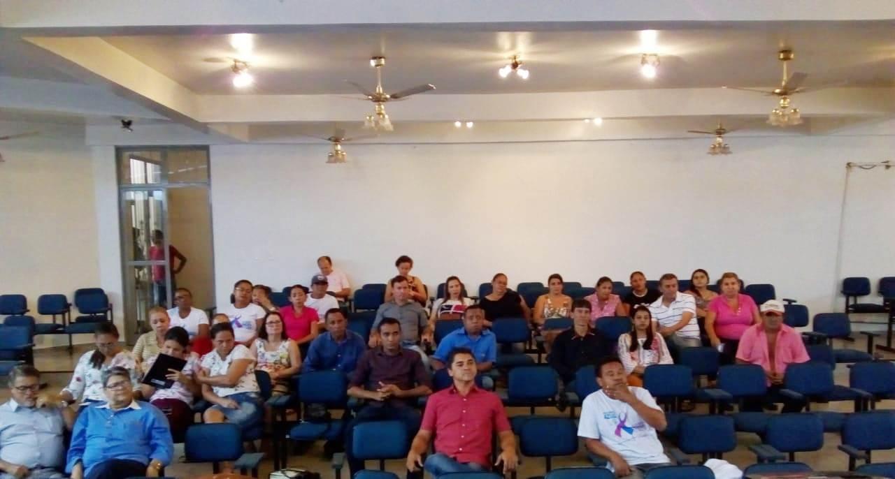 Prefeitura de Pium realiza audiência para discutir extinção de contrato de concessão da ATS