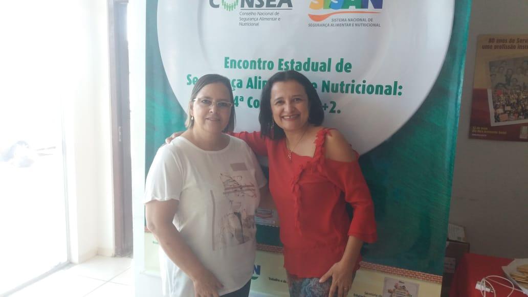 Representantes do CONSEA de Monte Santo (TO) participam de capacitação em Palmas