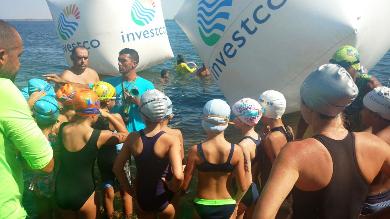 Investco apoia Triathlon Cross neste final de semana