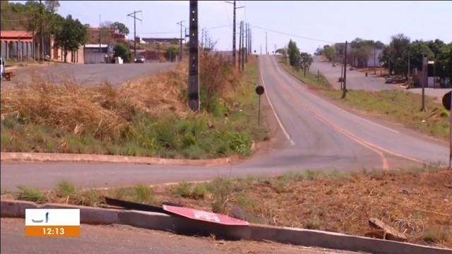 Novo acidente com morte é registrado em rotatória da TO-050 na entrada de Palmas