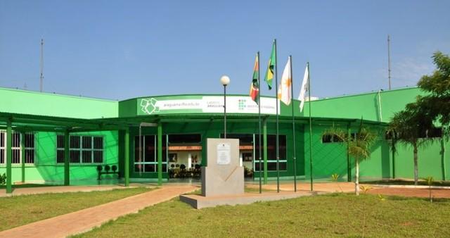 IFTO abre processo seletivo para professor substituto em Araguaína