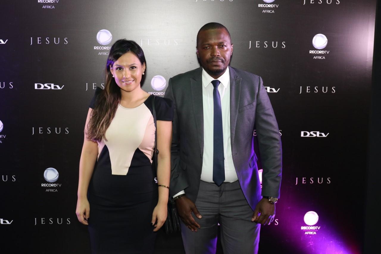 """Record Tv África realiza cocktail de Lançamento da novela """"JESUS"""" em Angola"""