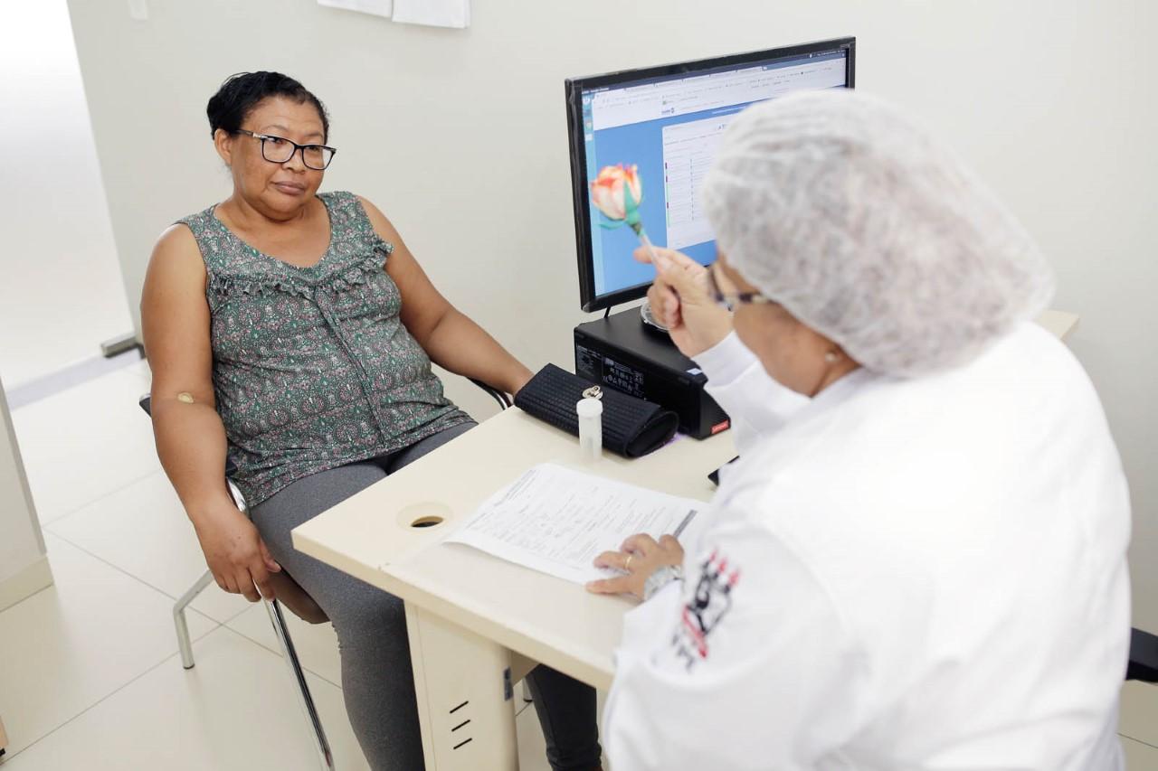 Com foco na prevenção de cânceres, CSC Arno 44 realiza Dia D do Outubro Rosa