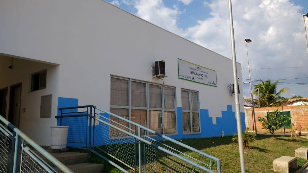 Cras Morada do Sol promove confraternização com mais de 100 crianças da região Sul neste sábado, 15