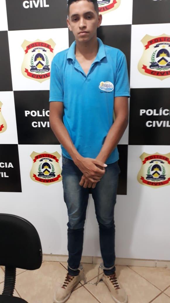 Suspeito de aplicar vários golpes é preso pela Polícia Civil em Guaraí