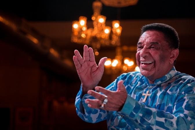 Agnaldo Timóteo faz apresentação unica na Lona Cultural Carlos Zéfiro, em Anchieta – Zona Norte do Rio