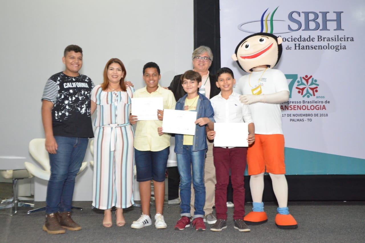 Educação e SBH certificam vencedores do concurso de vídeos Todos Contra a Hanseníase